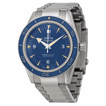 Reloj Omega Seamaster 300 Titanio Azul 23390412103001