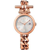 Reloj Tommy Hilfiger 1781455 Gold Rose Cadena Envío Gratis