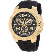 Reloj Swiss Legend 40118-yg-01, Cuarzo Suizo, Tiempoydatos