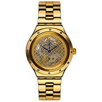 Reloj Swatch Irony Yag100g Dorado Wsch15