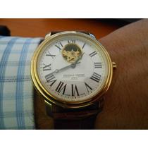 Reloj Suizo Frederique Constant Modelo Mod Dep 6 Atm, Usado
