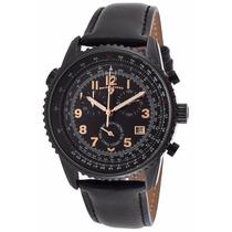 Reloj Swiss Legend Skyline Chrono Piel Negra 30721-bb-01-ra