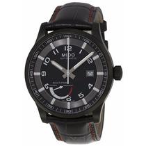 Reloj Mido Multifort Automático Piel Negra M0054243605222
