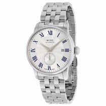 Reloj Mido Baroncelli Automático Acero Blanco M86084211