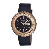 Reloj Simplify 2106 The 2100 Negro