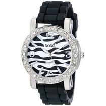 Reloj Xoxo Negro