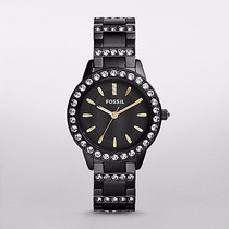 Reloj Fossil Jesse Black Para Dama Es3649 | Watchito