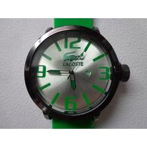 Reloj Lacoste Con Fechador Automatico