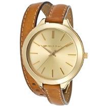 Reloj De Michael Kors Mk2256 Bronceado-oro