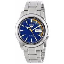 Reloj Seiko 5 Automático 21 Jewels Snkk27