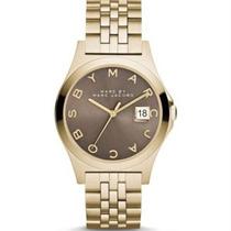 Reloj Marc Jacobs Dorado Hermoso Mbm3349 + Envío Gratis!!!