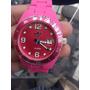 Reloj Adidas Adh6162 Rosa Da La Hora Y Fecha Original