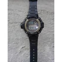 Reloj Casio Vintage Altimetro Fts-100