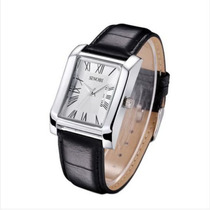 Relógio Sinobi Com Números Romanos Feminino