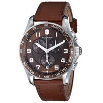 Reloj Victorinox Chrono Classic Vc241498 Ghiberti