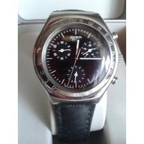 Reloj Swatch Irony Para Dama Con Cronómetro