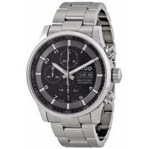 Reloj Mido Multifort Automático Crono Negro M0056141105701