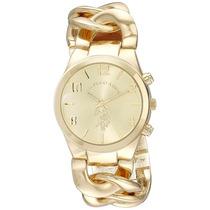 Reloj Us Polo Assn 40069 100% Original Envio Gratis Mujer