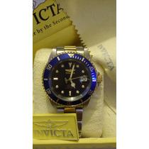 Reloj Invicta 8928ob Pro Diver Oro 23k