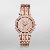Reloj Michael Kors Mujer Rose Gold-tone Mk3399 | Watchito