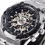 Reloj Mecánico Automático Marca Winner Para Caballero