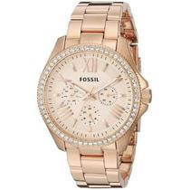 Reloj Fossil Am4483 Dorado