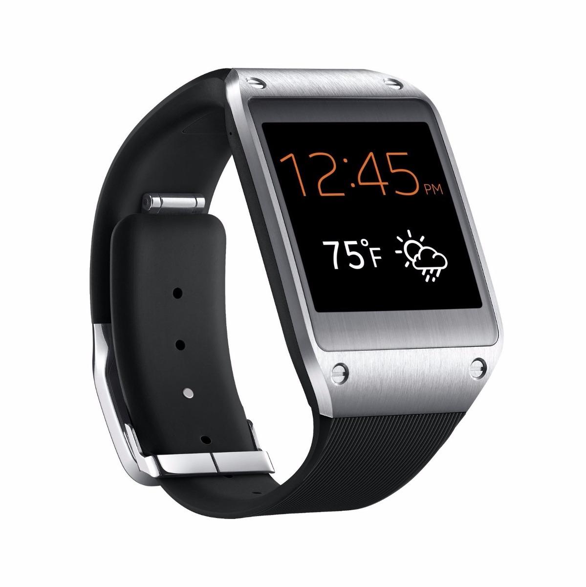Reloj Samsung Galaxy Gear Smartwatch- Retail Packaging ...