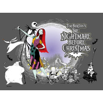Reloj The Nightmare Before Christmass