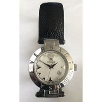 Reloj Versace Mens Stainless Steel Quartz Watch
