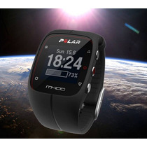 Reloj Polar M400 Gps Negro Y Blanco Cn Banda H7 Envio Gratis