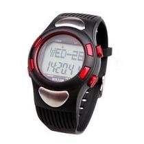 Reloj Monitor De Ritmo Cardiaco Contador Calorías, Podometro