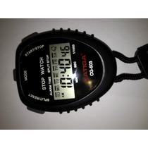 Cronometro Deportivo Digital Profesional Reloj Alarma 1/100s