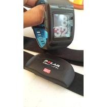 Reloj Nike Sport Watch Gps Tom Tom Y Banda Polar Para Correr