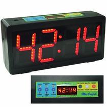 Cronometro Reloj Para Eventos Deportivos Portatil Macgregor