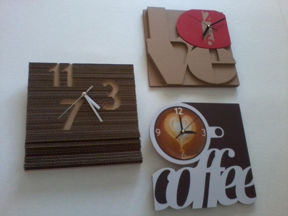 Relojes ecol gicos de pared con dise os personalizados - Reloj pared diseno ...