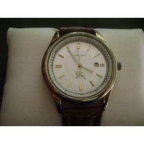Bonito Reloj Tamaño Jumbo Ø45mm, Made In Japan.