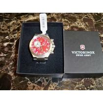 Reloj Victorinox Caballero,no Casio Armani Nautica Original