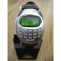 Reloj Johan Calculadora, Data Bank, Luz.