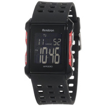 Reloj De Pulsera Para Hombres Armitron 408177red Pm0