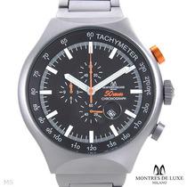 Reloj Montres De Luxe Milano Crono, Hombre, Aluminio 3 Sp0