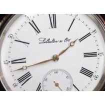 Reloj Lecoultre Swiss. Repetición A Cuartos.