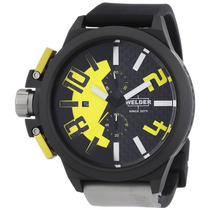 Remato Welder K35 2502 By U-boat 50mm Carbono Negro Amarillo