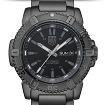 Luminox Modern Mariner Automatico A.6502 Black Out Diego Vez