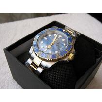 Reloj Rolex Submariner Acero / Azul Ceramica Subasta 1 Peso