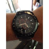 Reloj Citizen Eco Drive 60215 At0719-55e Negro