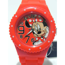 Mca. Disney By Minnie Mouse Reloj Original Y Nuevo.