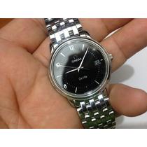 Omega De Ville Extra Plano Cartier Tag Rolex Longines Hm4