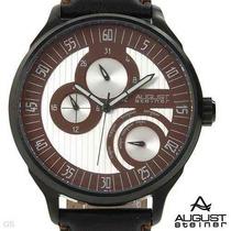 Reloj August Steiner / Hombre / Día Fecha / Envio Gratis Bbf