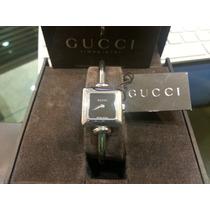 Reloj Gucci, 100% Original En Caja Con Sus Papeles