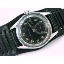 Reloj Jaeger Lecoultre, Militar Cristal Doble, Alta Coleccio